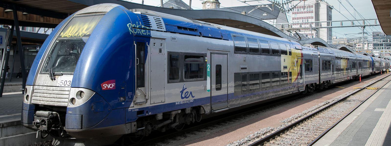 Les trains n'arriveront pas forcément à l'heure, mais ils reviendront moins cher aux frontaliers qui les empruntent.