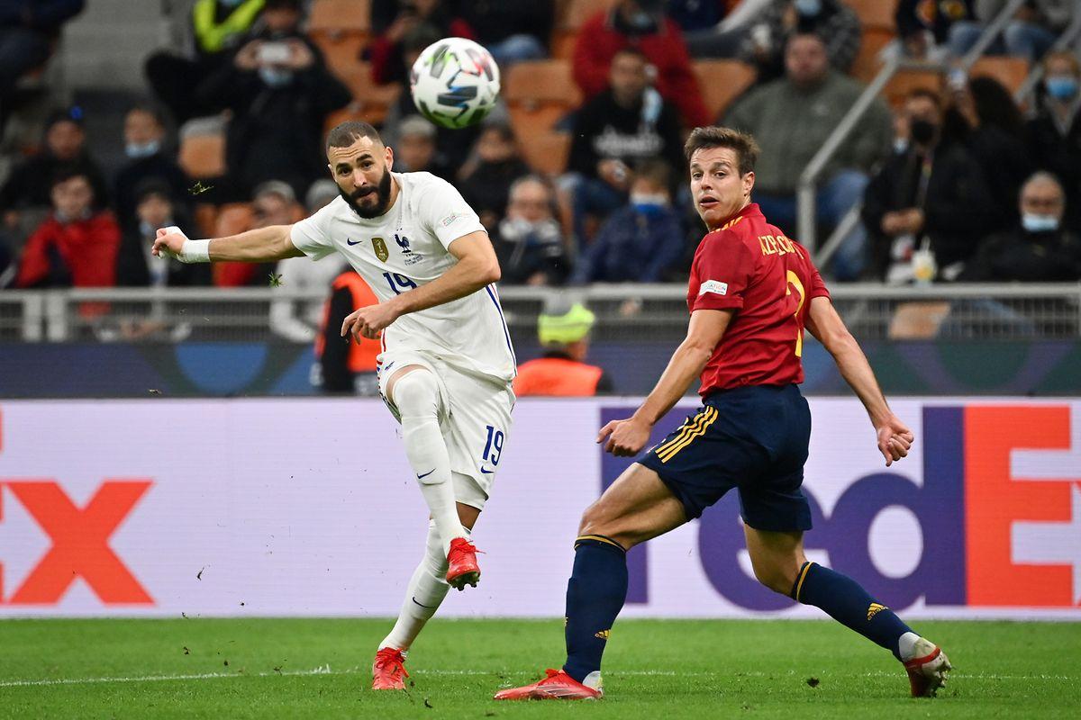 Homme du match, Benzema a été décisif dans le jeu et le moral des Bleus.