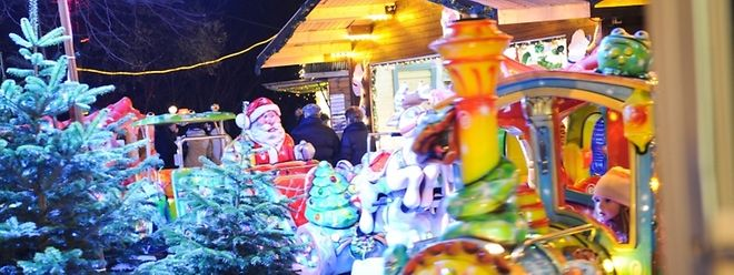 La magie des fêtes de fin d'année dans la capitale