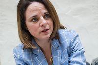 A ministra da Família e da Integração, Corinne Cahen.