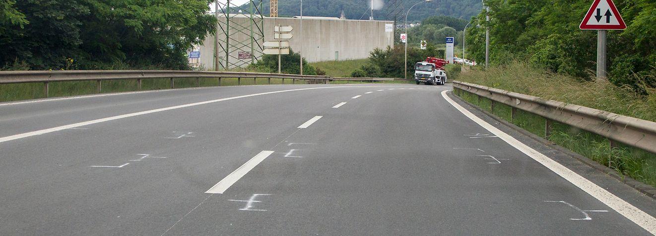 Während eines Disputs zwischen einem Autofahrer und einem Lastwagenfahrer war es am 18. Juni 2016 gegen 3.40 Uhr in Monkeler zu einem tödlichen Unfall gekommen.