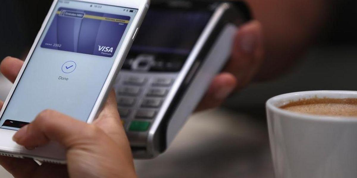 A compter de ce mardi, les clients de la BGL BNP Paribas peuvent bénéficier de l'Apple Pay pour régler leurs dépenses.