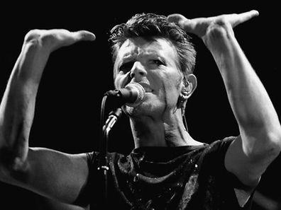 David Bowie morreu em 10 de janeiro
