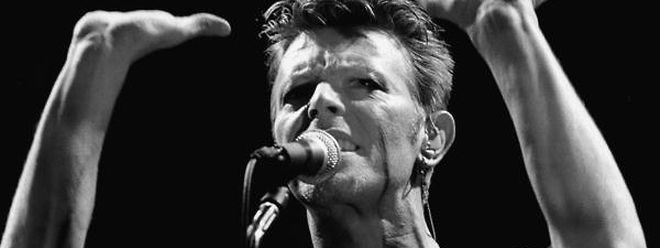 David Bowie morreu em 10 de janeiro de 2016
