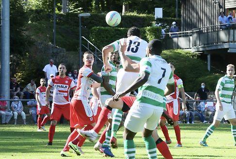 Wiltzer Fußballer siegen und siegen