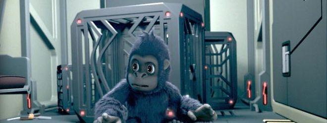 «Kong : King of Apes» pêche par un scénario léger et des animations modestes.