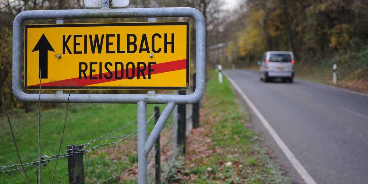 Das Drama nahm entlang der Strecke von Keiwelbach nach Reisdorf seinen Lauf.