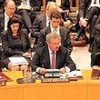 Luxemburg stimmte wie auch  China, Frankreich  und Russland für die Resolution.
