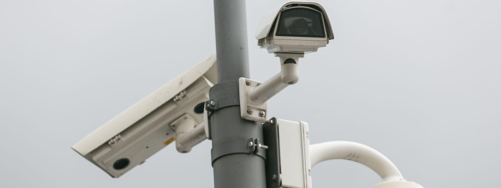 Über 16.000 Kameras sollen in Johannesburg für mehr Sicherheit sorgen.