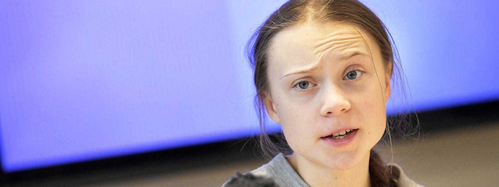 Greta Thunberg ist das Vorbild einer ganzen Generation junger Klimaschützer.