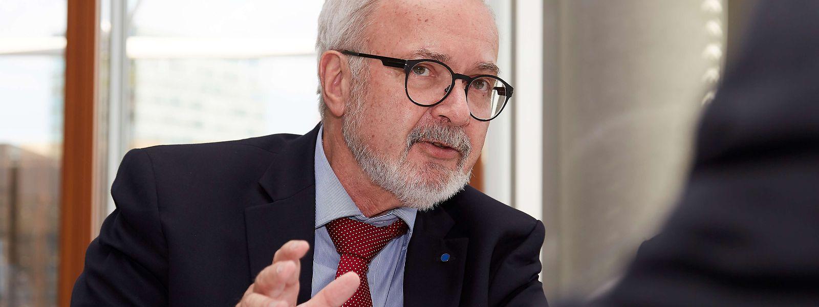 Werner Hoyer, président de la BEI: «Nous avons besoin d'une réponse européenne forte et immédiate».