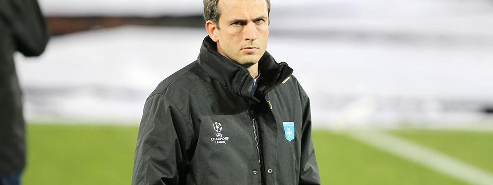 David Carré n'est pas inquiet pour la saison du FC Metz