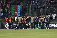Randale / Fussball, UEFA Europa League, Gruppe A, 2. Speiltag, Saison 2019-2020 / 03.10.2019 / F91 Düdelingen - Qarabag Agdam / Stade Josy Barthel / Foto: Yann Hellers
