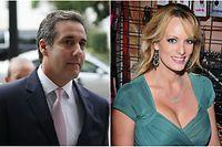 Daniel Cohen hat sich erstmals zur einer Zahlung an Stephanie Clifford geäußert.