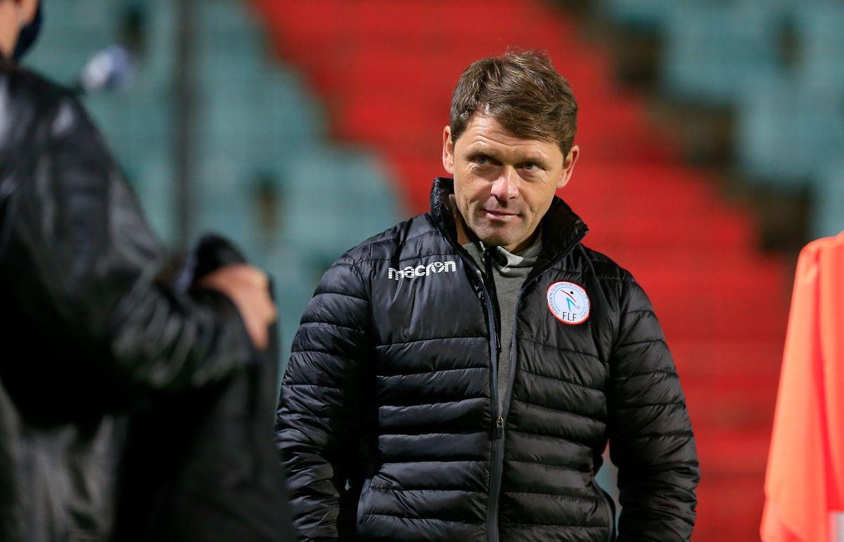 Nationaltrainer Luc Holtz hat die gesamte Vorbereitung auf die Nations League ausgerichtet.