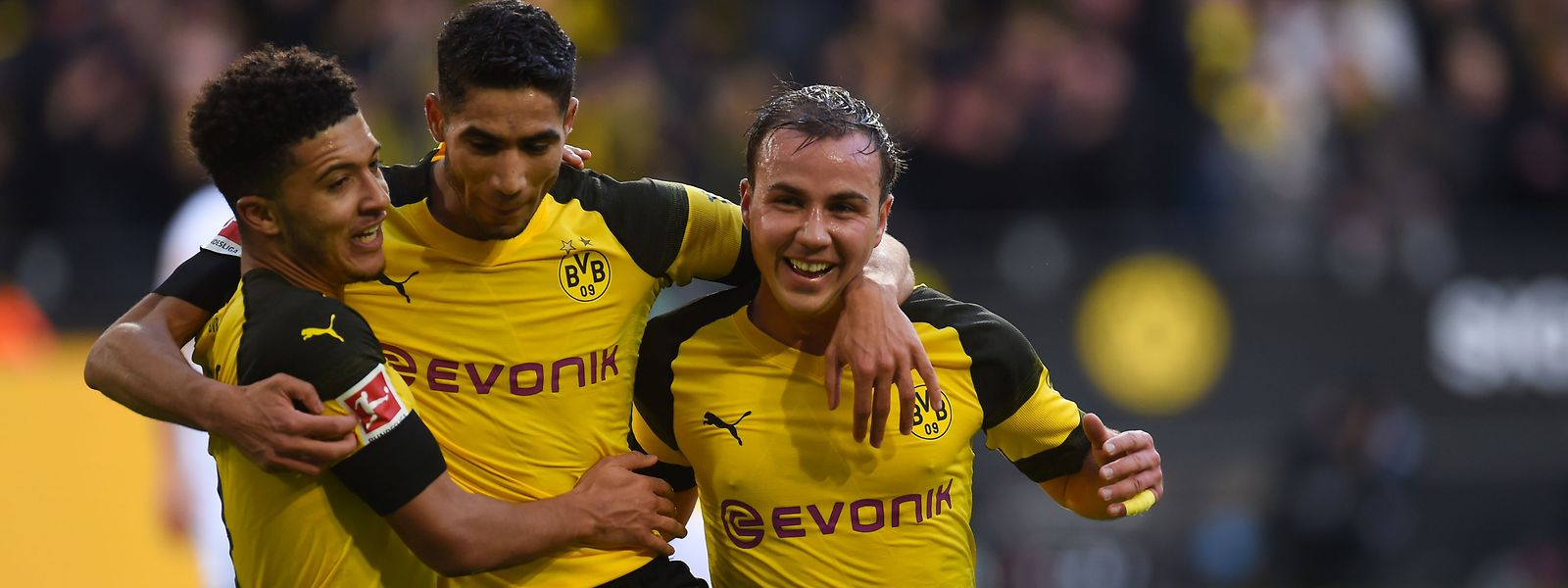 Un Borussia Dortmund à la fête, ce mercredi contre Tottenham?