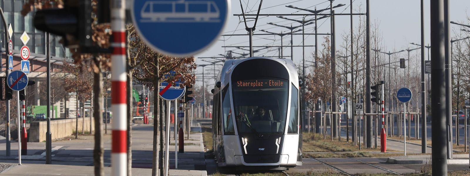 Selon François Bausch, l'avant-projet de loi sur le tracé du tram rapide jusqu'à Foetz doit être déposé d'ici la fin de cette législature, en 2023.