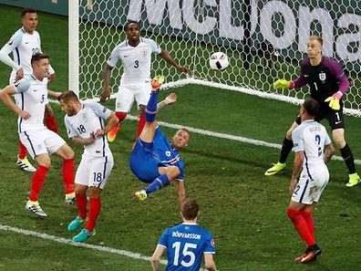 England v Iceland - EURO 2016