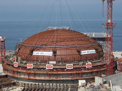 Das Kernkraftwerk in Flamanville soll 2018 ans Netz gehen. Der Start wurde, seit Projektbeginn im Jahr 2007, bereits mehrmals verschoben.