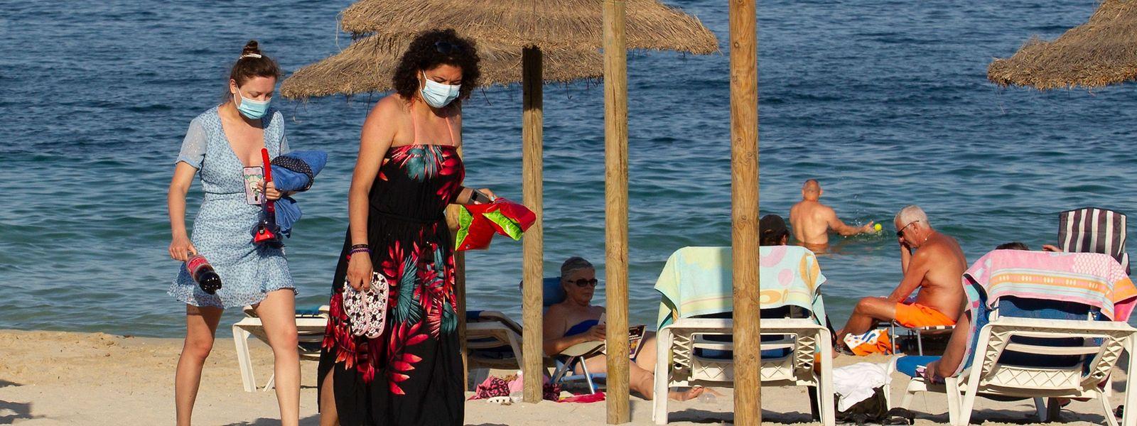 Die Urlaubsplanung gestaltet sich für Touristen aus Luxemburg komplizierter denn je – zu den möglichen Optionen zählt momentan auch eine Reise nach Mallorca.
