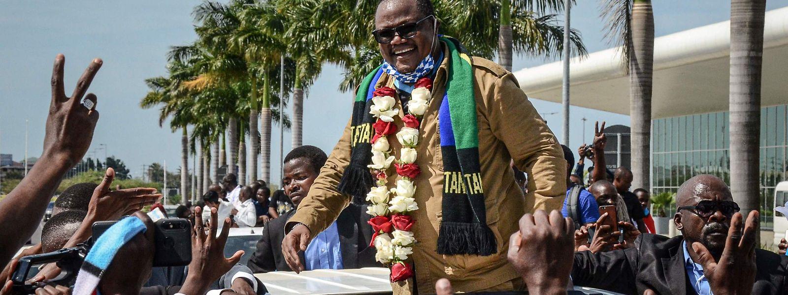 Tundu Lissu will den aktuellen Präsidenten stürzen.