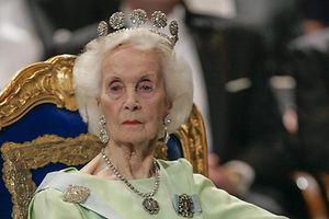 Die schwedische Prinzessin Lilian starb im Alter von 97 Jahren.