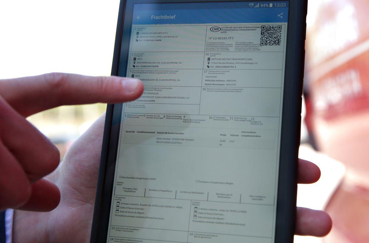 Der elektronische Frachtbrief ersetzt nicht nur Dokumente aus Papier, sondern erleichtert und beschleunigt vor allem die Abwicklung der Beförderungen.
