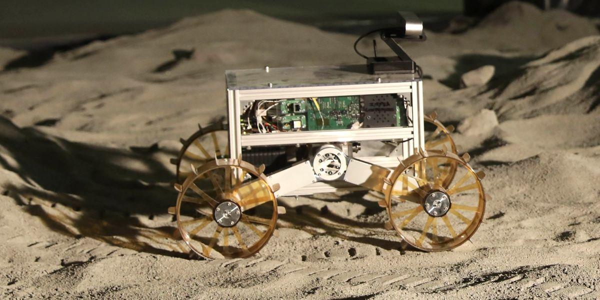 Le rover d'iSpace pourra mesurer la présence d'eau sur la Lune, grâce au spectromètre de masse du List