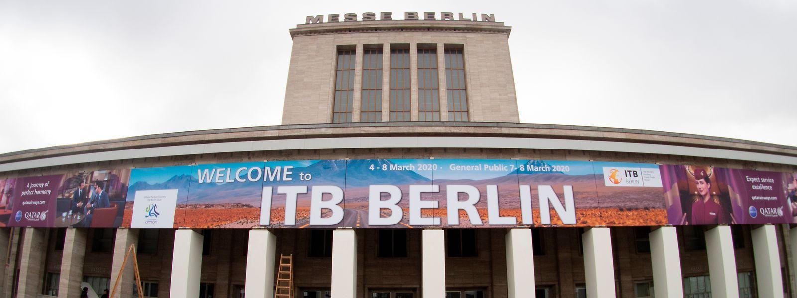 Die ITB ist ein wichtiger Treff der internationalen Reisebranche.