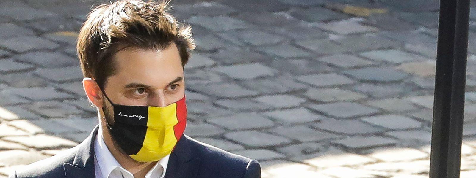 Georges-Louis Bouchez, le président du Mouvement réformateur est pointé du doigt par les autres partis