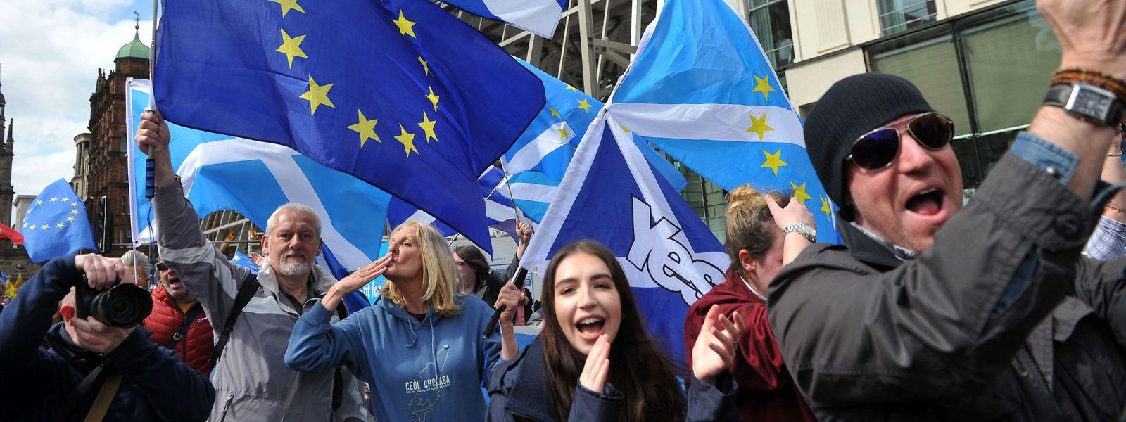 Das Edinburgh-Paradox: Der Brexit hat das politische Argument für die Unabhängigkeit gestärkt, doch das wirtschaftliche Argument wurde dadurch schwächer.