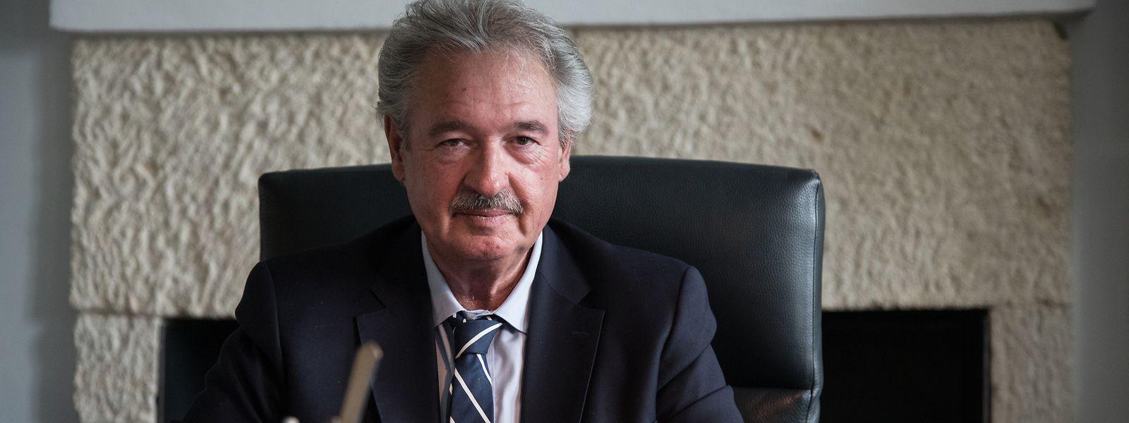 Jean Asselborn, Minister für auswärtige und europäische Angelegenheiten, Immigration und Asyl.