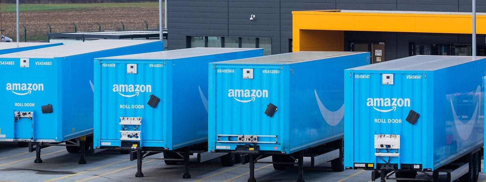 35 millions d'euros à régler par Amazon à l'autorité de protection des données française, même si la société conteste son infraction.