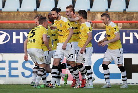 Coupe de Luxembourg: F91 folgt Mondorf ins Finale