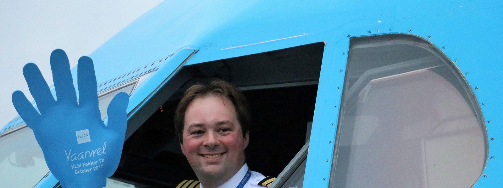 Piloten werden den unverkennbaren Flieger vermissen.