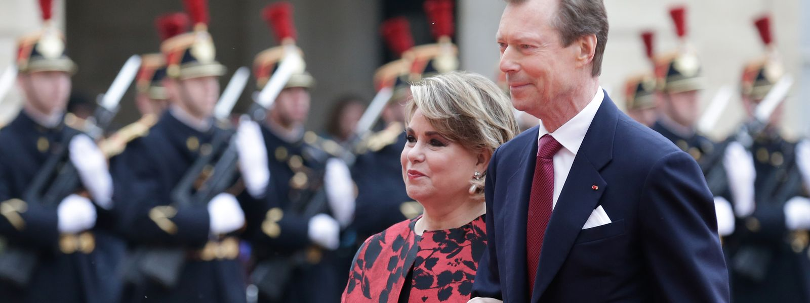 Le Grand-Duc Henri et la Grande-Duchesse Maria Teresa voient le budget alloué par l'Etat diminuer pour 2020.