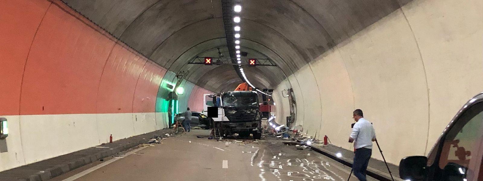 Der Unfall am Mittwoch mit zwei Toten im Tunnel Gousselerbierg hat der Diskussion um Tunnelradare neuen Auftrieb verliehen.