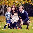 Prince William (r.) und Catherine, Herzogin von Cambridge, sind bereits Eltern von Prince George und Prinzessin Charlotte.