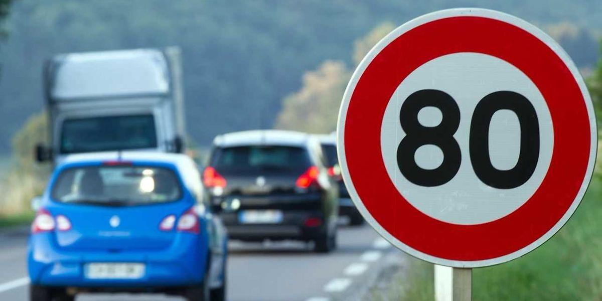 Luxemburg zieht in der Regelung das Tempolimit auf 80 km/h zu begrenzen nicht mit.