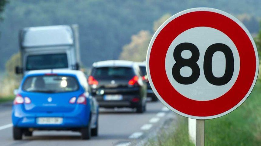 Le Luxembourg ne veut pas limiter la vitesse sur ses routes à 80km/h.