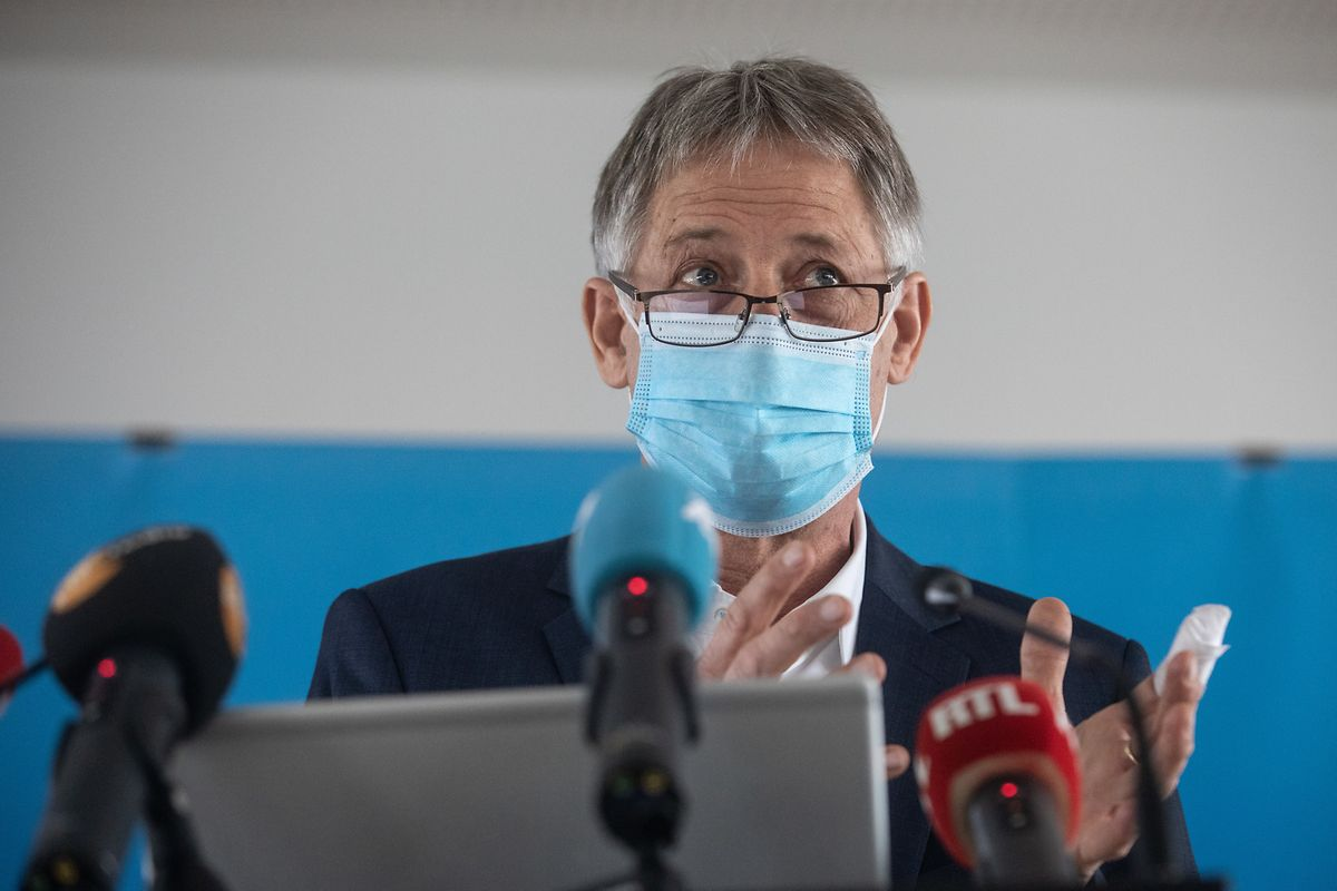 Nach sechs Monaten als Minister für innere Sicherheit hat sich Henri Kox am Freitag selbst ein gutes Zeugnis ausgestellt – übrigens in Abwesenheit von Polizeivertretern.