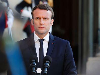 Emmanuel Macron a fait part mardi de son «effroi» et de sa «consternation» après l'attentat qui a fait 22 morts dans une salle de concert à Manchester.
