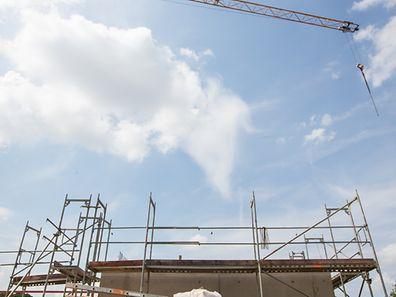 Construction comes to a halt in Luxembourg starting Friday as workers are sent home on collective leave