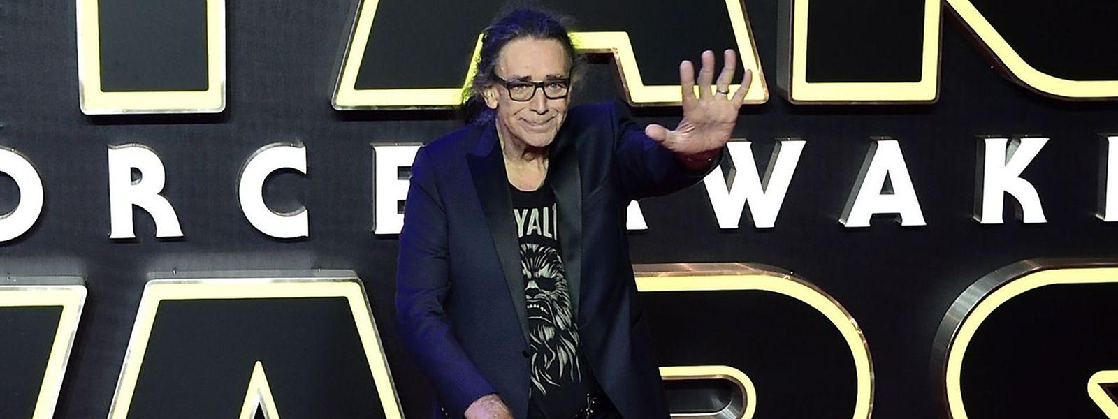 L'acteur en décembre 2015.