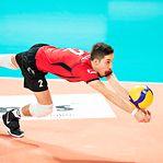 Gémeos lusodescendentes brilham ao serviço da seleção luxemburguesa de voleibol