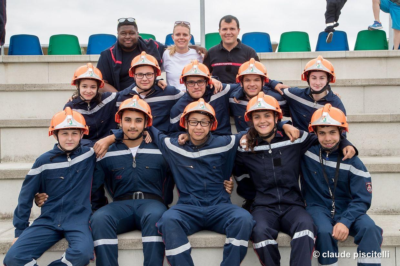 concours national des jeunes sapeurs pompiers - Differdange - 17.06.2017 © claude piscitelli