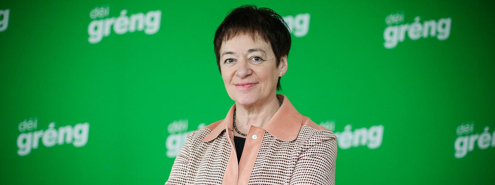 Als Bettemburger Schöffin ist die grüne Abgeordnete Josée Lorsché gegen die Niederlassung des Joghurtproduzenten Fage.