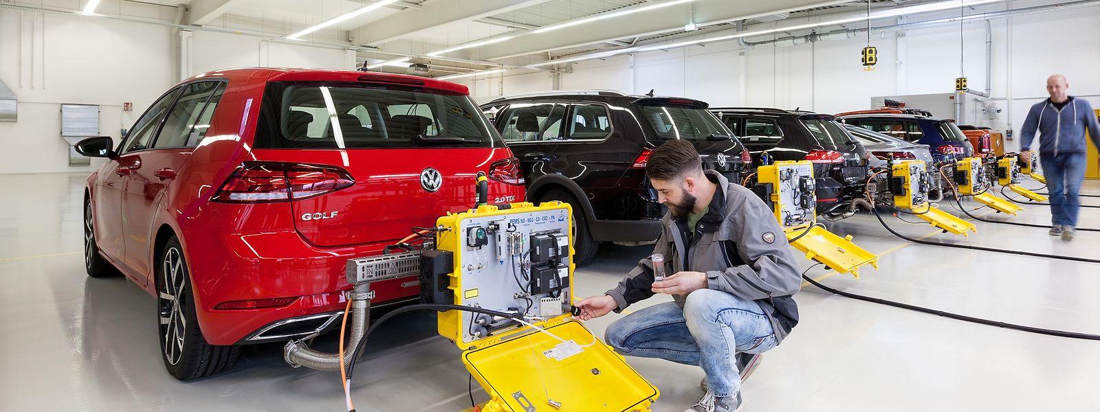 Warum das neue europäische Messverfahren für Neuwagen sich in Luxemburg erst später auf die Steuern auswirkt als bei den deutschen Nachbarn.