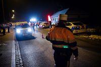 Autokontrolle vor der Faschingszeit - Photo : Pierre Matgé
