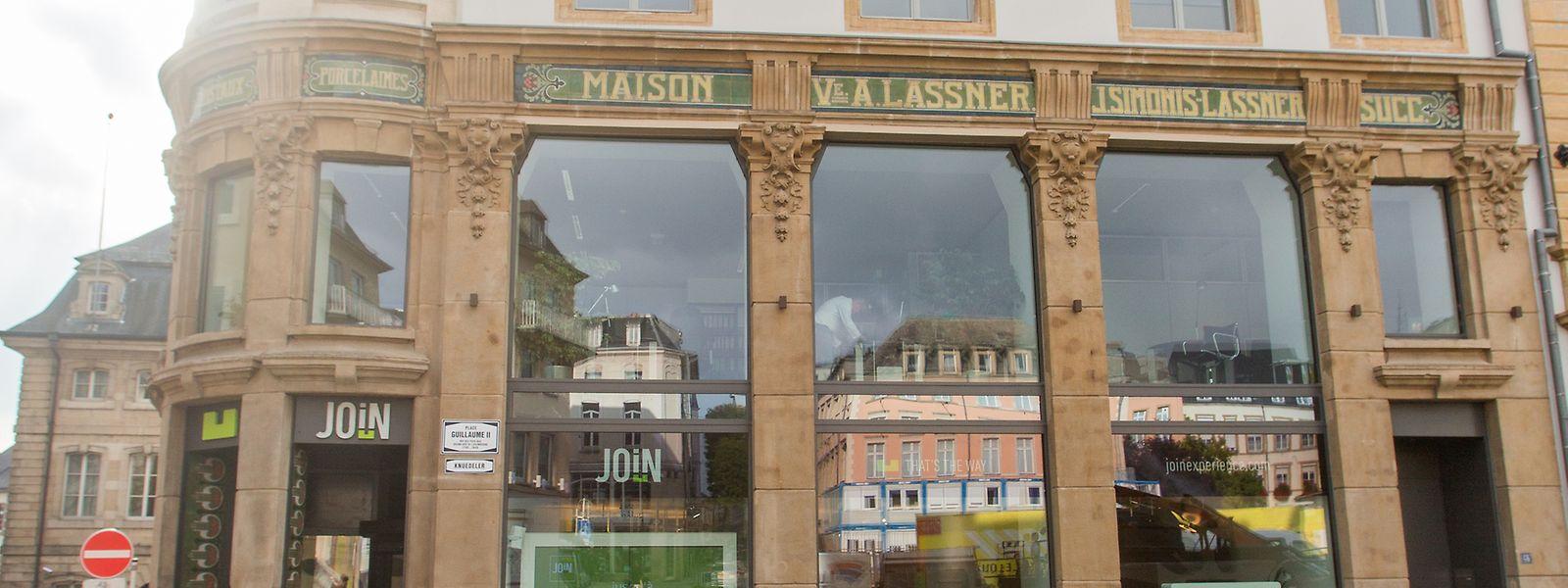 La maison Lassner est au centre du litige entre la Ville de Luxembourg et l'immobilière Lassner.